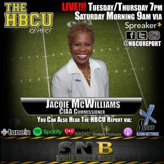 The HBCU Report-Sports With No Fans