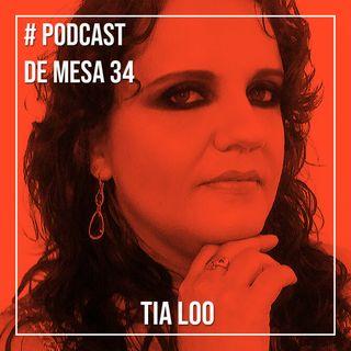 Podcast de Mesa #34 - Tia Loo