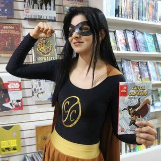 Una superheroína peruana