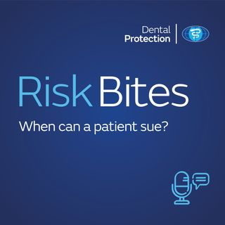 RiskBites: When can a patient sue?
