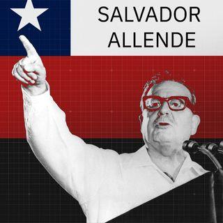 Salvador Allende e il golpe che arrestò il Cile socialista