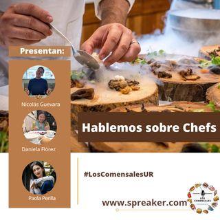 Hablemos sobre Chefs