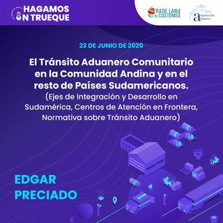 EP23. La comunidad andina ⋅ Con Edgar Preciado