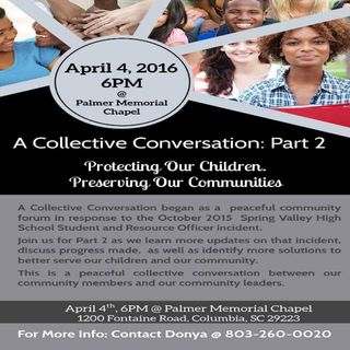 A Collective Conversation Part 2: Protecting Our Children Preserving Our Communities