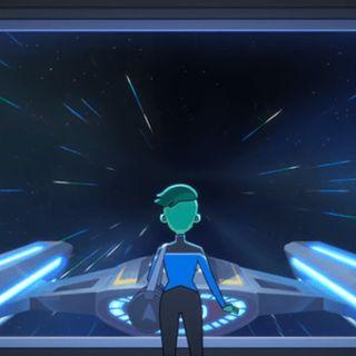 5. Star Trek: Lower Decks 1x01 - Second Contact