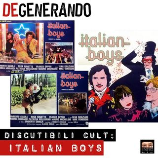 Discutibili CULT: Italian Boys (Umberto Smaila, 1982)