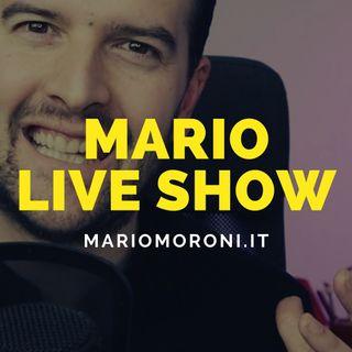 LIVE SHOW ogni Venerdì alle 17:00