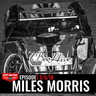 2/5/18 Episode 1 Miles Morris