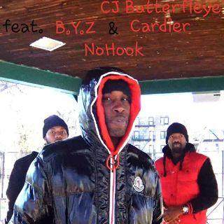CJ Butterfleye Feat. B.Y.Z & Cardier - NoHook