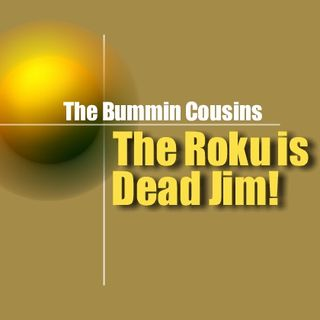 Bummin Cousins: The Roku is Dead Jim!