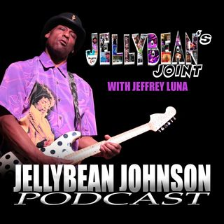 JELLYBEAN's JOINT with Jeffrey Luna