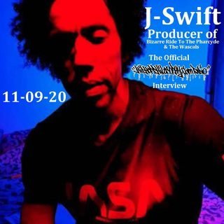 J-Swift -  The Official HipHopPhilosophy.com Radio interview - 11-09-20