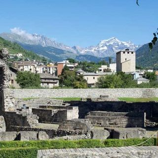 90 - Aosta, Domus Ecclesiae