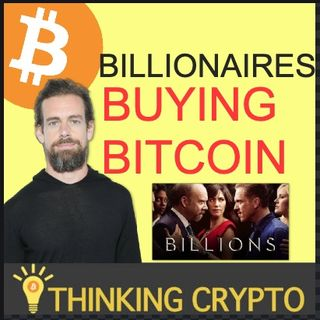Jack Dorsey Still Buying $10K of Bitcoin Every Week - Bitcoin on Billions Show Again - Visa CBDC Patent