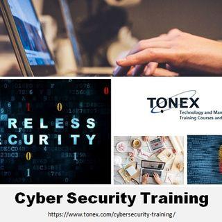 Cybersecurity training from Tonex.com