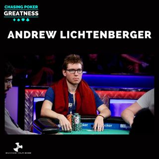 "#52 Andrew ""LuckyChewy"" Lichtenberger: Everything is a Miracle"