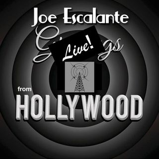 Joe Escalante, Live From Hollywood