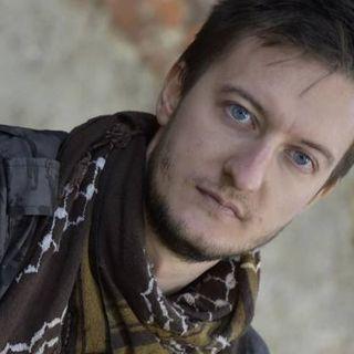 INTERVISTA A Claudio Locatelli - Il giornalista combattente andato nel nord Siria a combattere. Il ricordo di Lorenzo Orsetti.