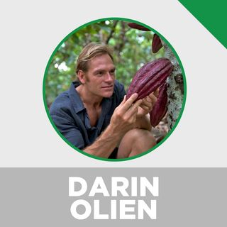 The Indiana Jones Of Superfoods: Stem Cells, Air-To-Water Machines, Coffeefruit & More With Darin Olien.