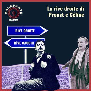 La Rive Droite di Proust e Céline
