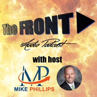 Live Leadership Lessons from The FRONT with guest Jonathan Liebert