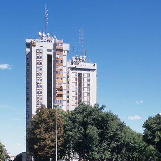 14 maggio 1958 inaugurano i grattacieli di Ferrara