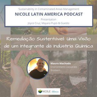 Remediação Sustentável: Uma Visão de um Integrante da Indústria Química