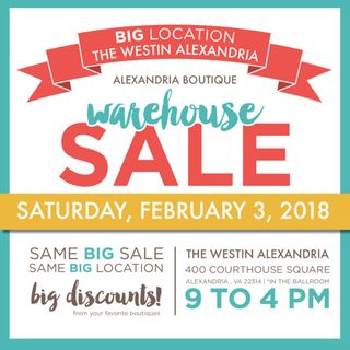 Episode 2 - DMV Weather News & the Alexandria Warehouse Sale