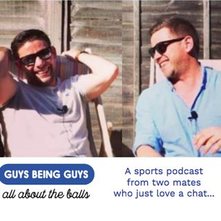 Guys Being Guys Podcast - Ep15 - All About The Baubles Christmas Special
