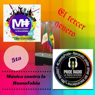 Música contra la Homofobia 5ta edición