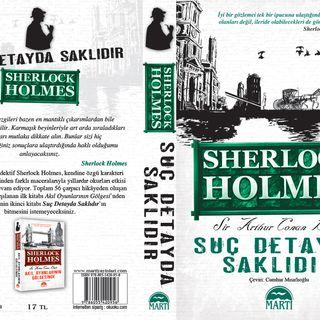 Günlük Sesli Kitap (Kütüphaneden Sizlere) Sherlock Holmes-Suç Detayda Saklıdır 1. Bölüm