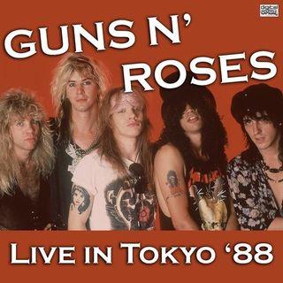 ESPECIAL GUNS N ROSES LIVE TOKYO 88 2021 #stayhome #wearamask #f9 #xbox #batman #superman #wonderwoman #twd #washyourhands
