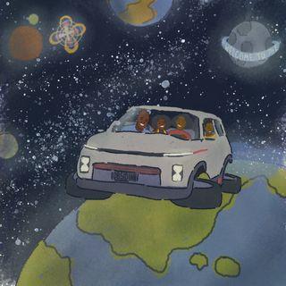 60 Minutes Through Space