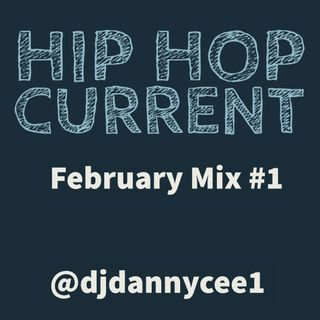 February 2019 Hip Hop & RNB MIX 1 @djdannycee1
