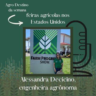 #07 Alessandra Decicino, feiras agrícolas nos EUA