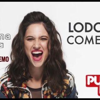 Intervista a Lodovica Comello (Speciale Sanremo 07/02/2017)