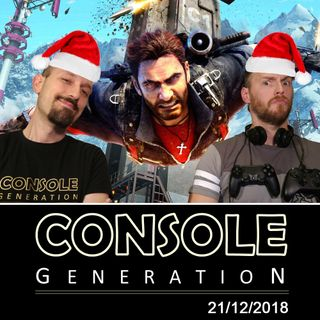 Just Cause 4 e altro! - CG Live 21/12/2018