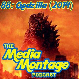 MMP 88 - Godzilla (2014)