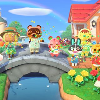 16 - Resenha #3 - Animal Crossing: New Horizons