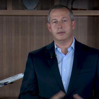 Aeroméxico anuncia reestructura financiera