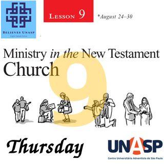 Sabbath School Aug-29 Thursday