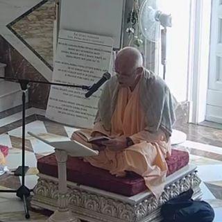 S.B. Canto 8 Cap. 21 versi 24 - 26 ~ Sua Santità Kadamba Kanana Swami (8 luglio 2019)