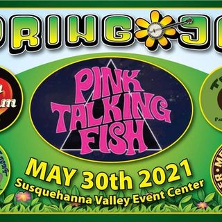 Pink Talking Fish Live at Susquehanna Valley Event Center on 2021-05-30