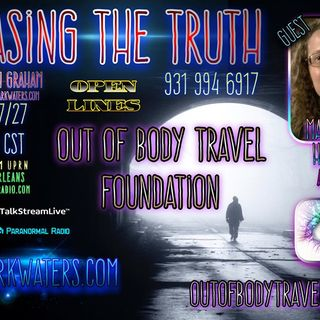 Chasing The Truth Podcast w/ Shawn Graham guest by Author Marilynn Hughes