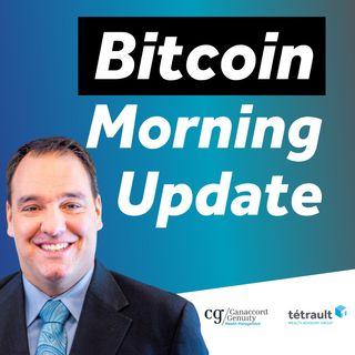 Daily Business And Market Update - Bitcoin Flash Crash