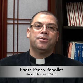 Testimonio de conversión del sacerdote Pedro Repollet