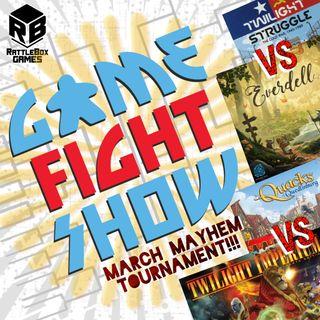 March Mayhem Tournament 2021- Day Two
