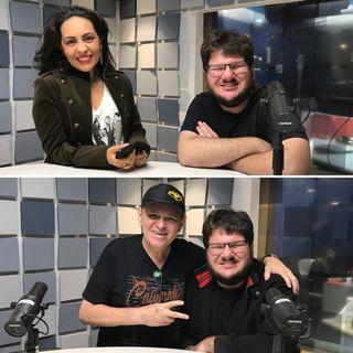 Antenados #90 - Entrevista com Carmen Monarcha e Batoré