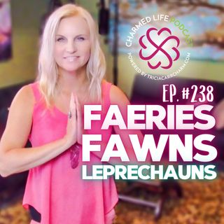 238: Fairies, Fawns, and Leprechauns | Mythic Beings who are Ascended Guides