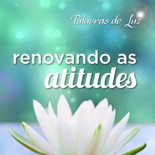 Renovando as atitudes